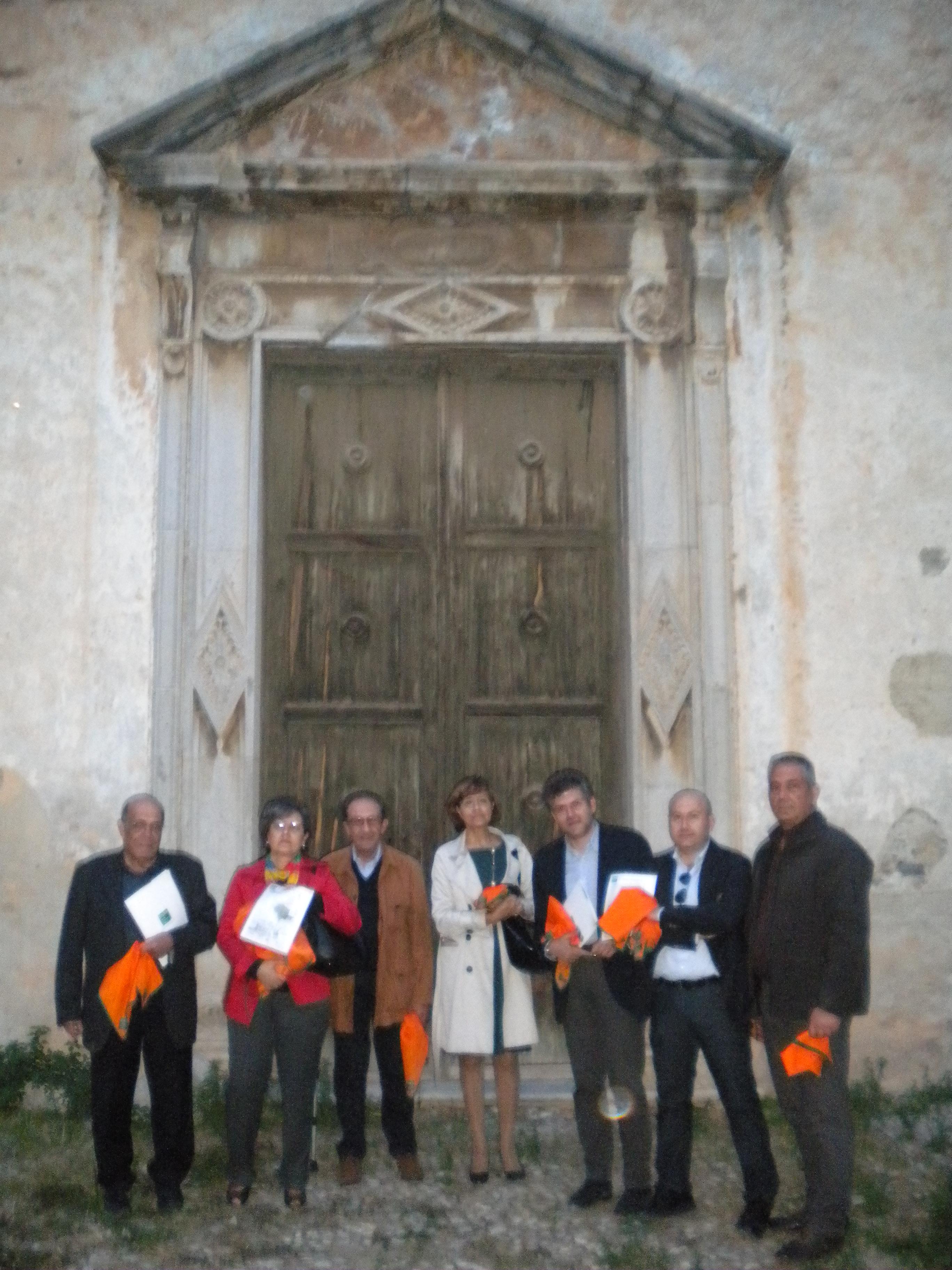"""Nuovo appello di Burrafato per votare l'Annunziata tra i """"Luoghi del cuore"""""""