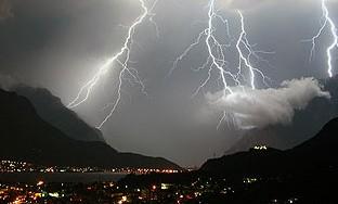 Diramata l'allerta meteo in Sicilia