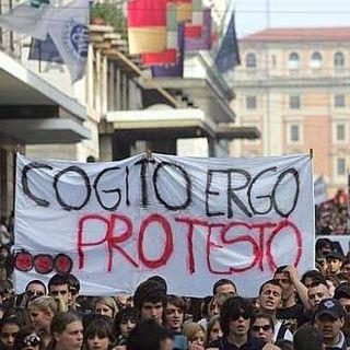 Il Liceo Linguistico oggi in sciopero