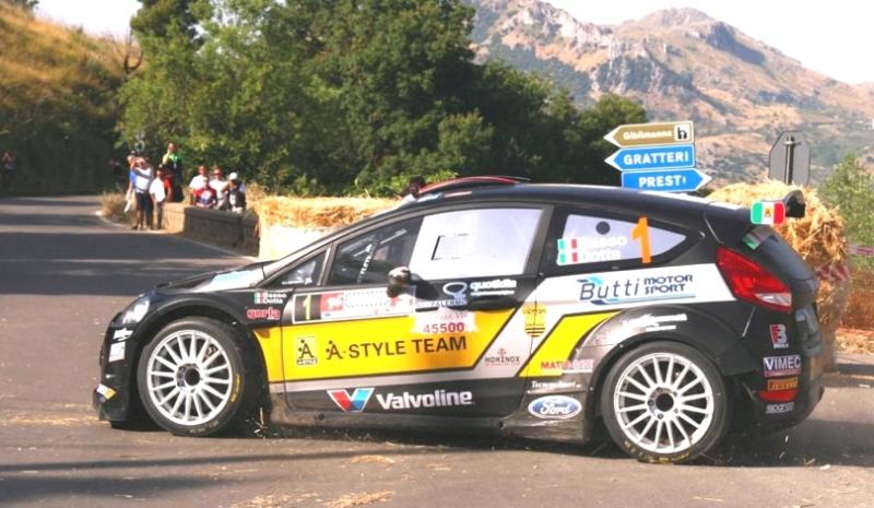 Al via il Rally Ronde Scicolone