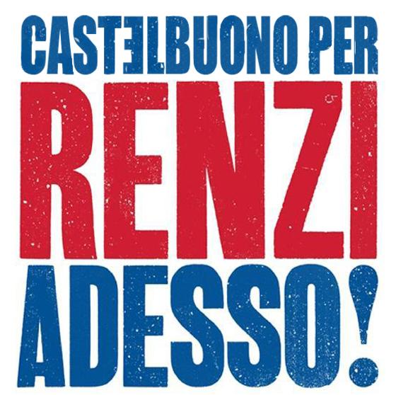 Nasce il Comitato 'Castelbuono per Renzi'