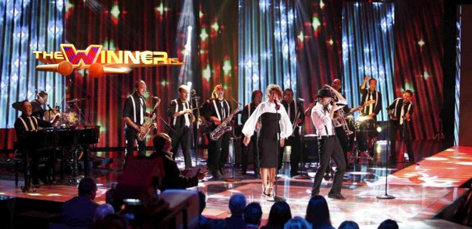 Sandrine Rajmondi non supera la prima puntata del talent show