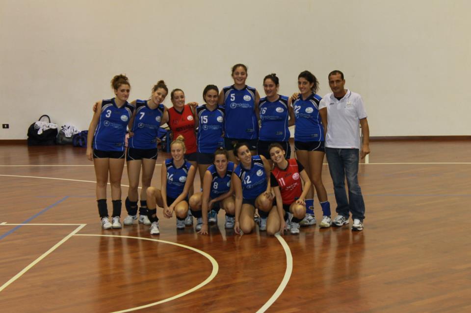 Vince l'Under 17 Maschile  Costaverde Volley. Oggi tocca alla Prima Div. Femminile