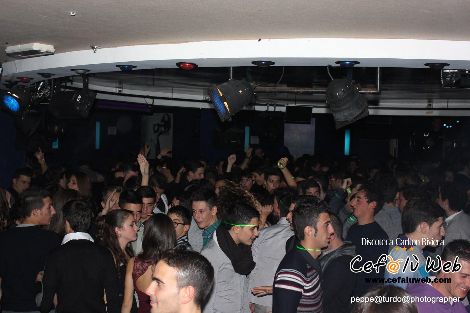 Discoteca Carlton Riviera: 7 Dicembre 2012 - Festa Liceo Classico Mandralisca [Foto]