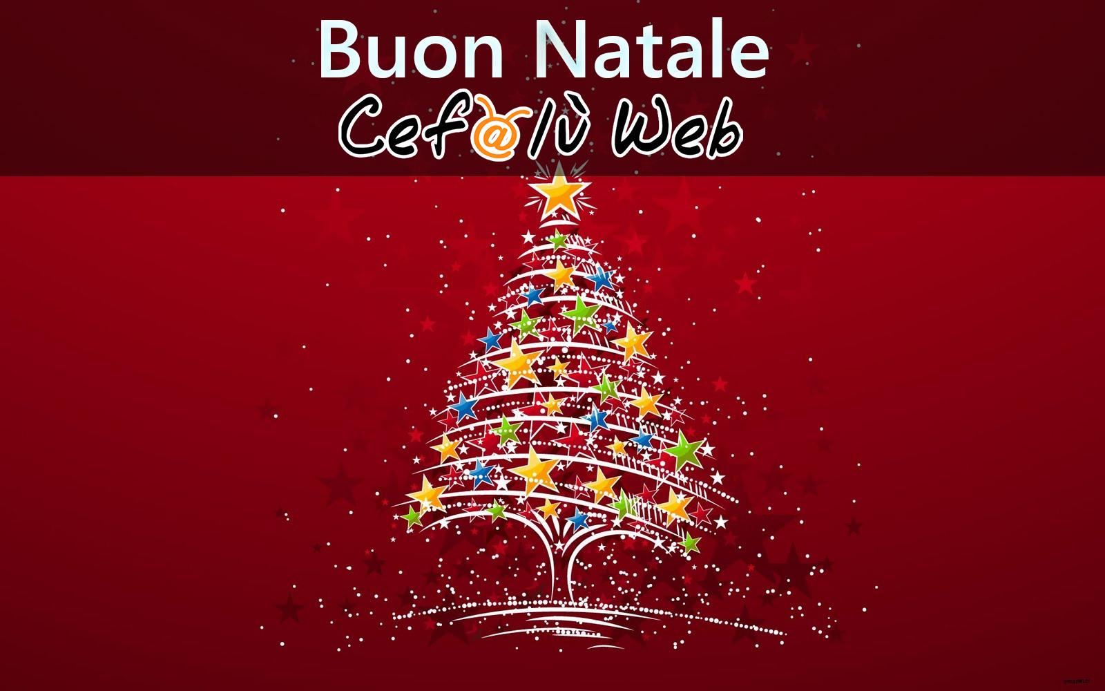 Cefalù Web vi augura Buon Natale!