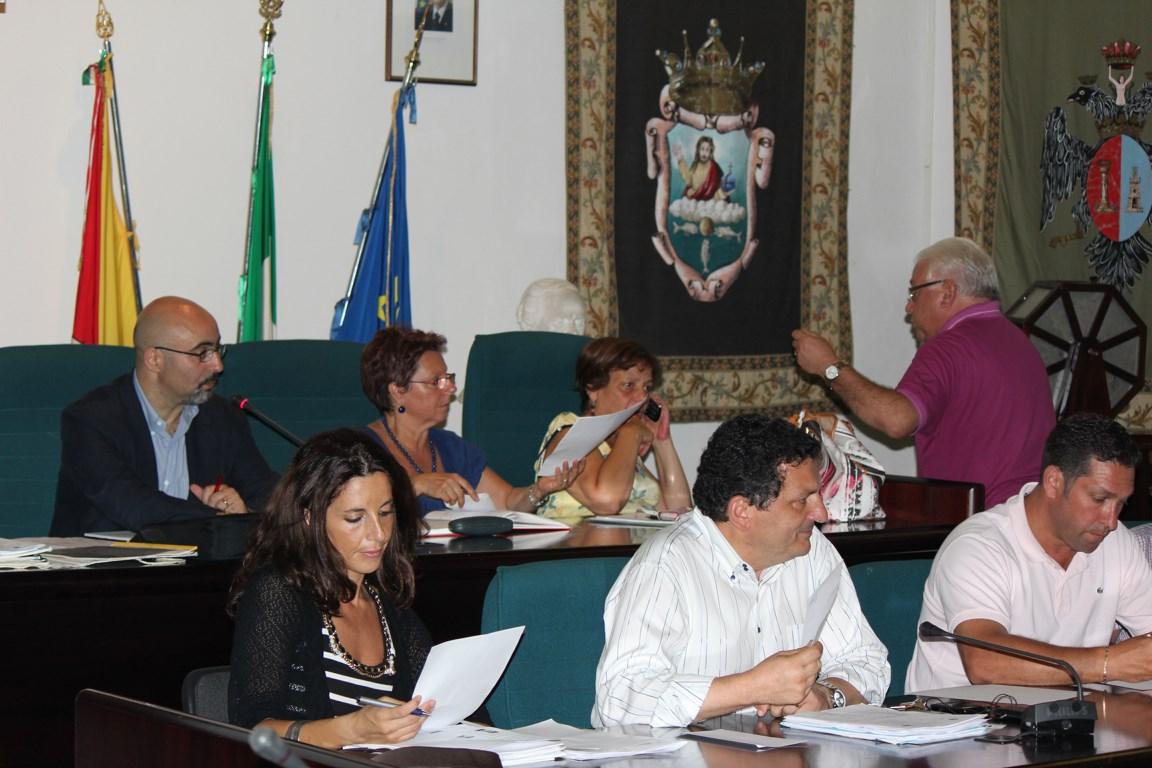 Consiglio Comunale sessione straordinaria e urgente 15 Dicembre 2012