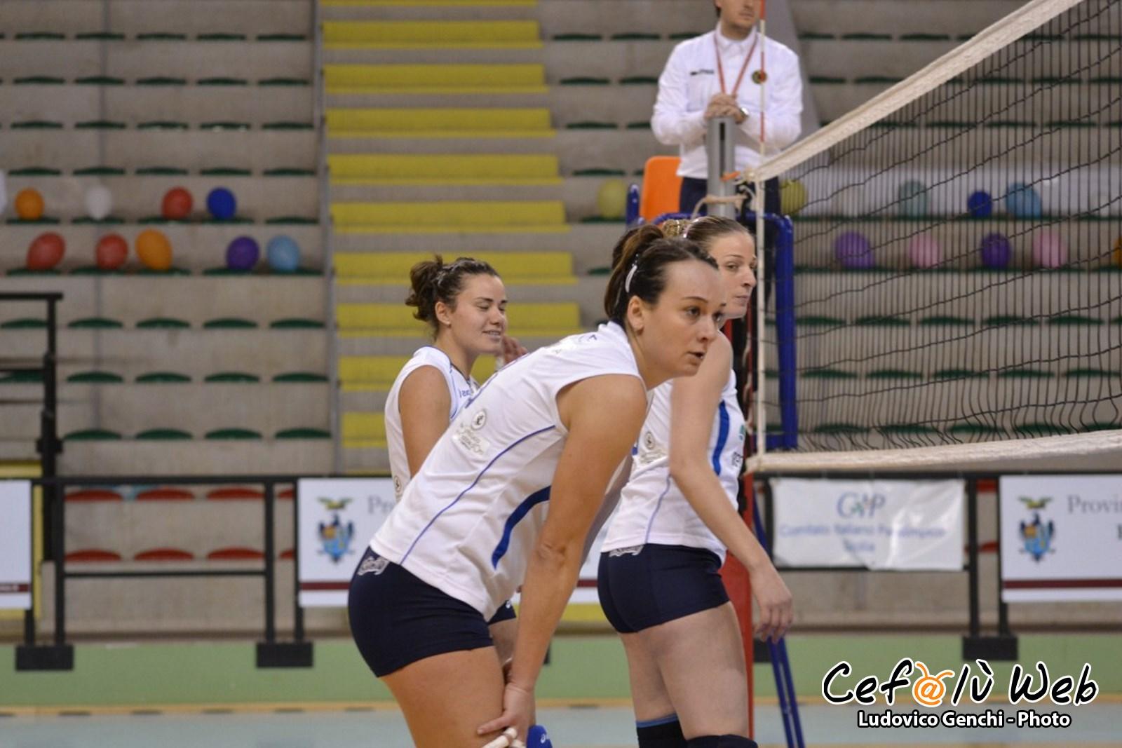 La Costaverde Volley Cefalù cede al tie break alla Noma