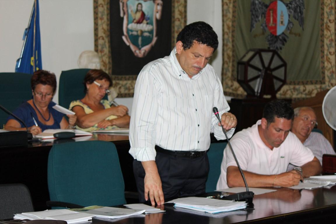 Intervento del Sindaco Lapunzina in Consiglio sulla questione dissesto (VIDEO)