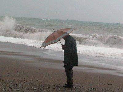 Allerta meteo della Protezione Civile per la Sicilia