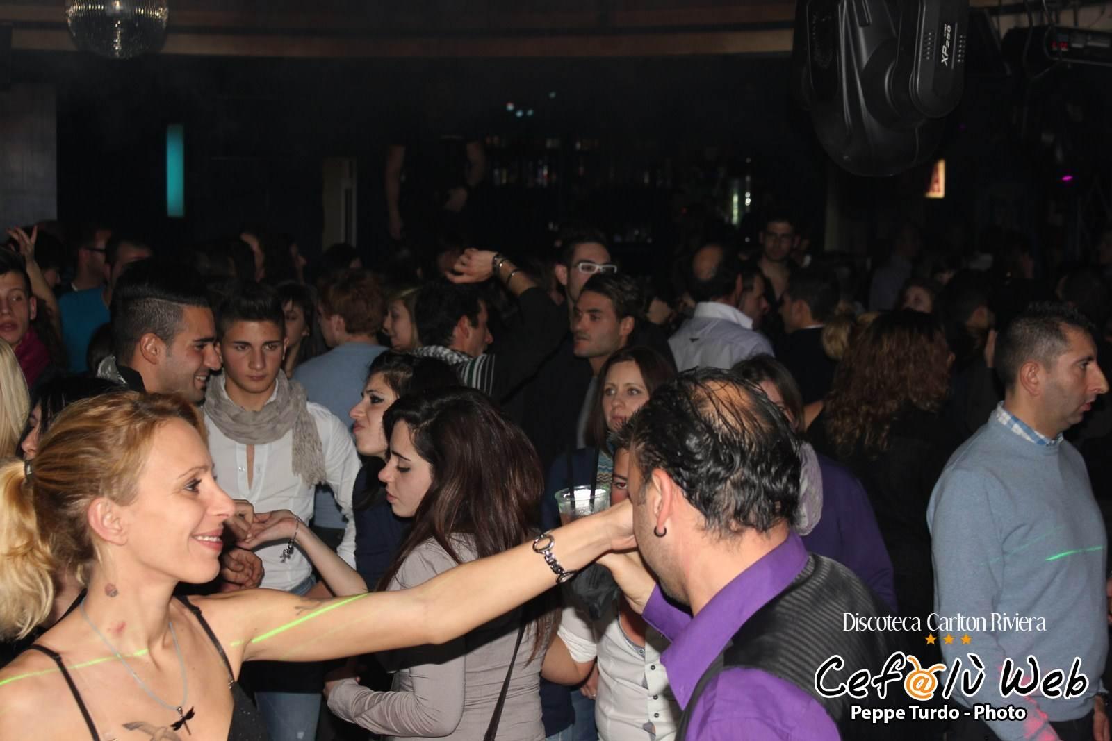 Discoteca Carlton Riviera: 5 Gennaio 2013