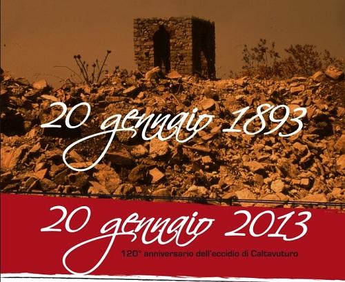 120° anniversario dell'eccidio di Caltavuturo