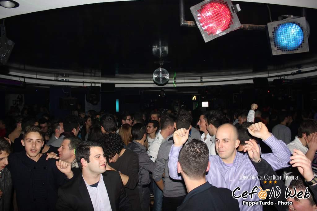 Disco Carlton Riviera - Festa d'istituto 19/01/2013