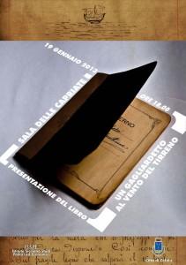 Un Gagliardetto al vento del tirreno: presentazione libro sabato 19 gennaio