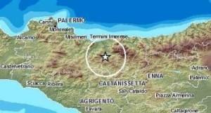 Alte Madonie, 11 gennaio: avvertita scossa di terremoto in serata