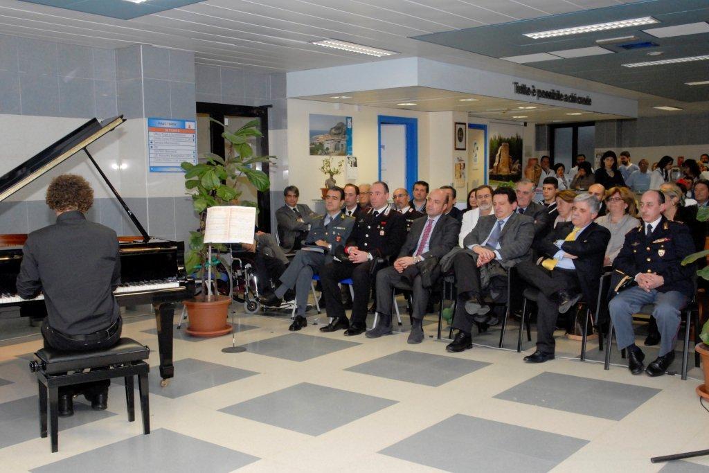 San Raffaele Giglio: celebrata la Giornata mondiale del malato