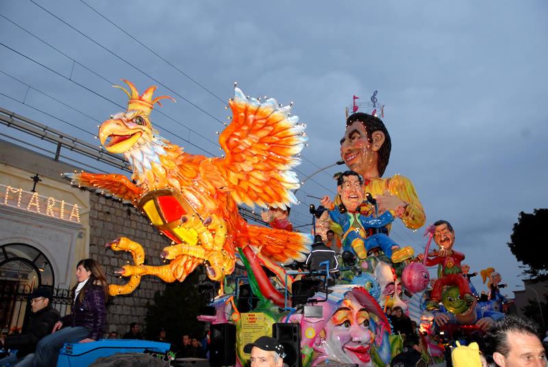 Il Carnevale di Termini Imerese restafuori dalla finanziaria regionale