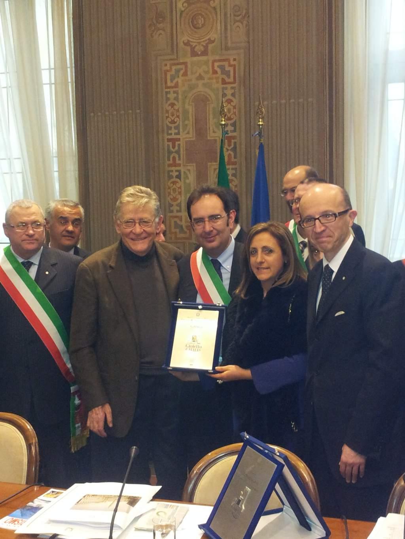 Gangi: unico comune siciliano tra i gioielli d'Italia