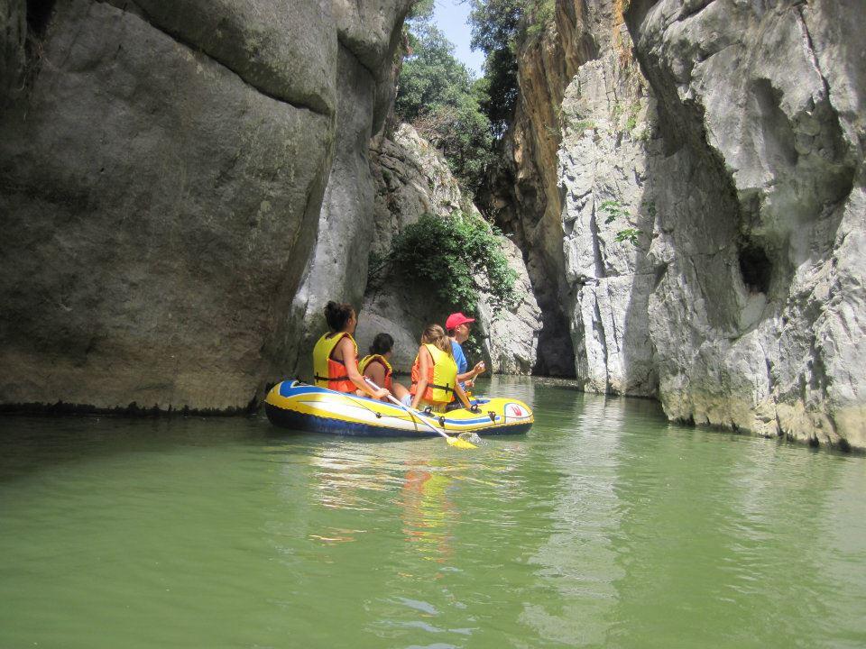 Madonie Outdoor ASD organizza per tutte le domeniche di maggio escursioni alle Gole di Tiberio