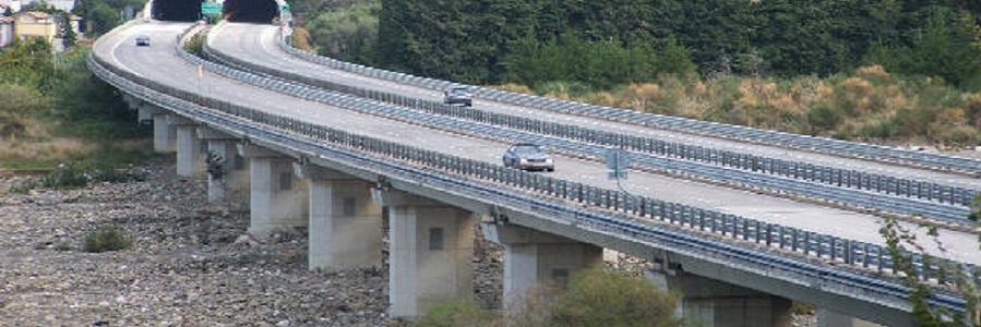 Cefalù: frana sull'A20, tratto chiuso al traffico