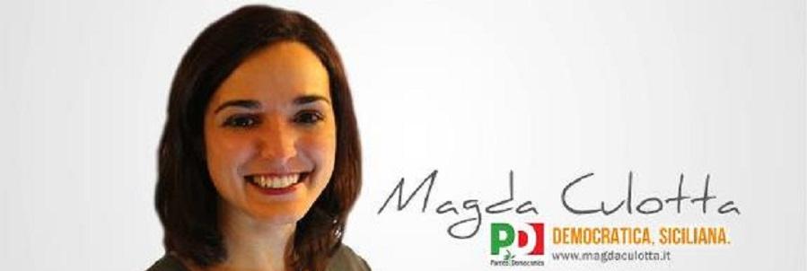 Magda culotta da sindaca di pollina alla camera dei for Web tv camera dei deputati