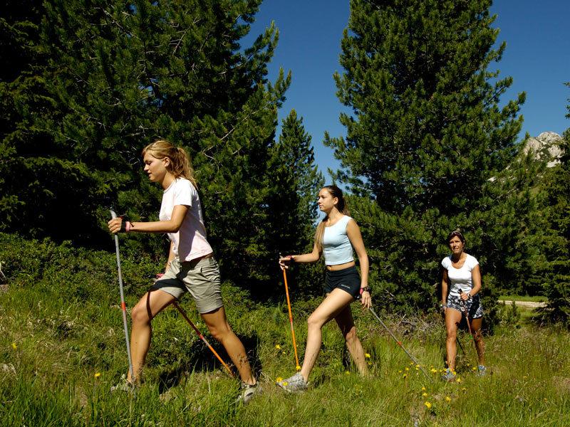 Primo corso di Nordic Walking sulle Madonie