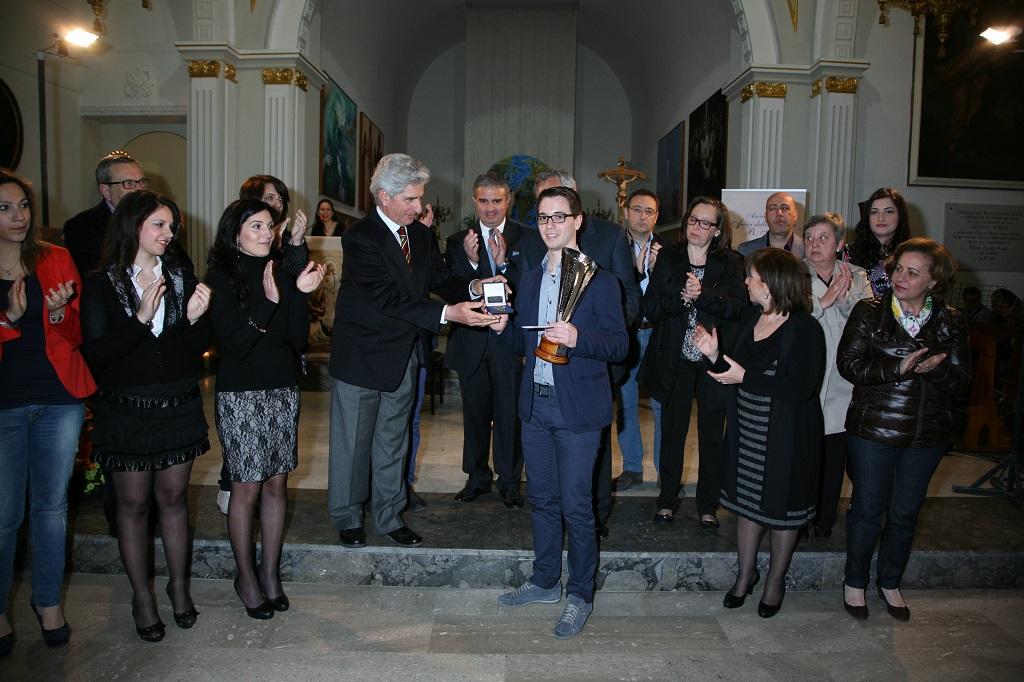 """18° Concorso Naz. Giovani Musicisti """"B. Albanese"""" di Caccamo"""