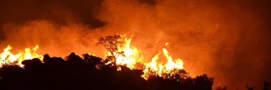 Gangi: emanata ordinanza per la prevenzione incendi