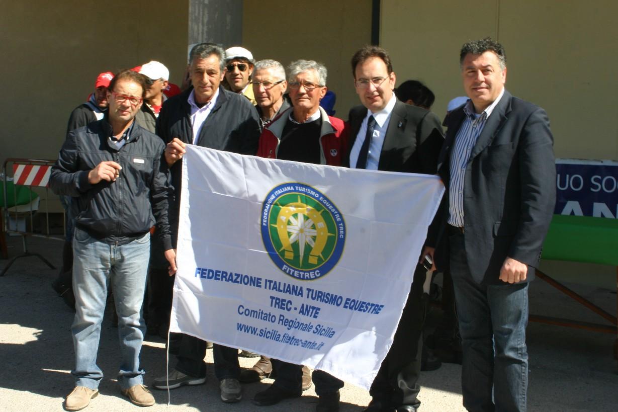 A Gangi il decimo raduno delle associazioni equestri