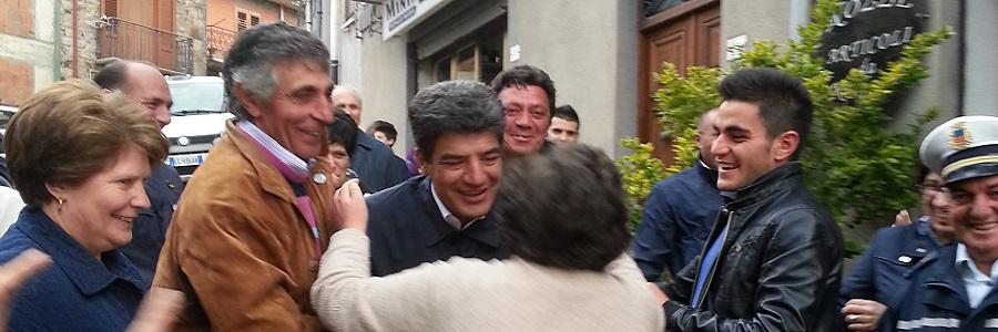 Geraci Siculo: riconfermato il sindaco Bartolo Vienna