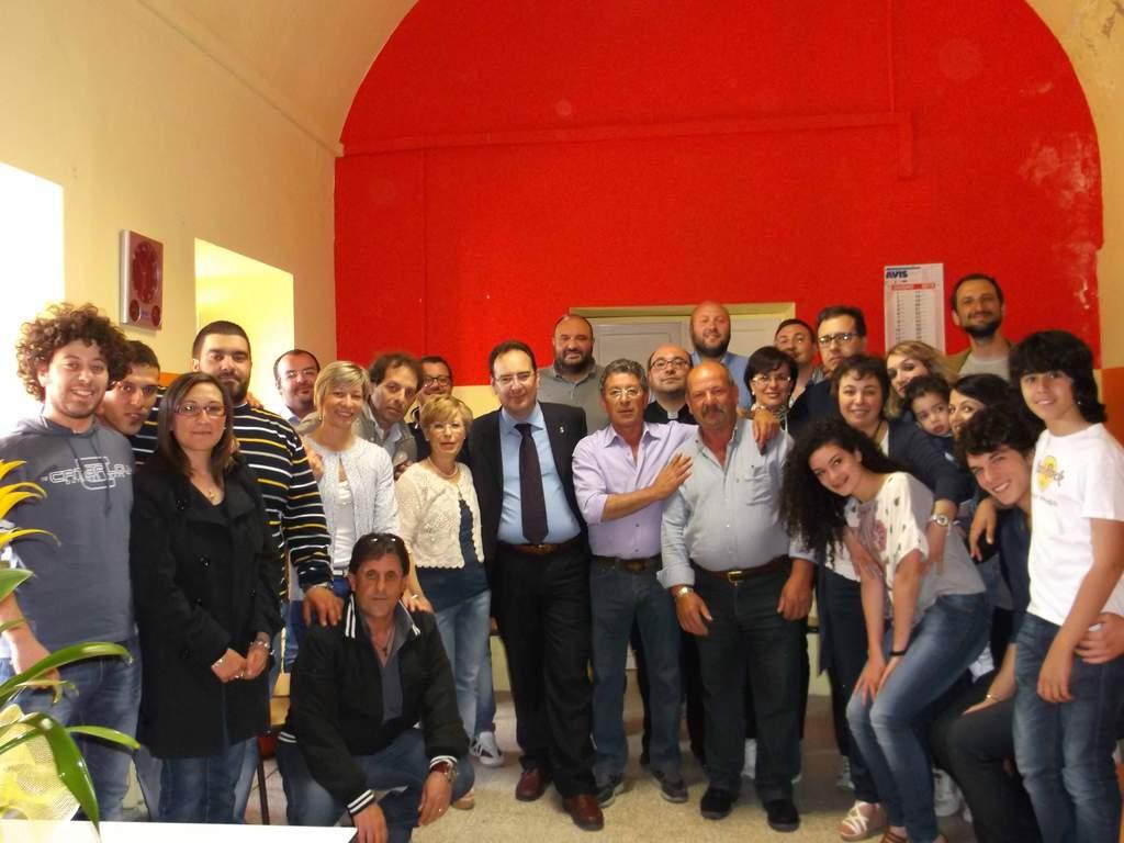 """Gangi: inaugurata la nuova sede dell'associazione teatrale """"il Sipario"""""""