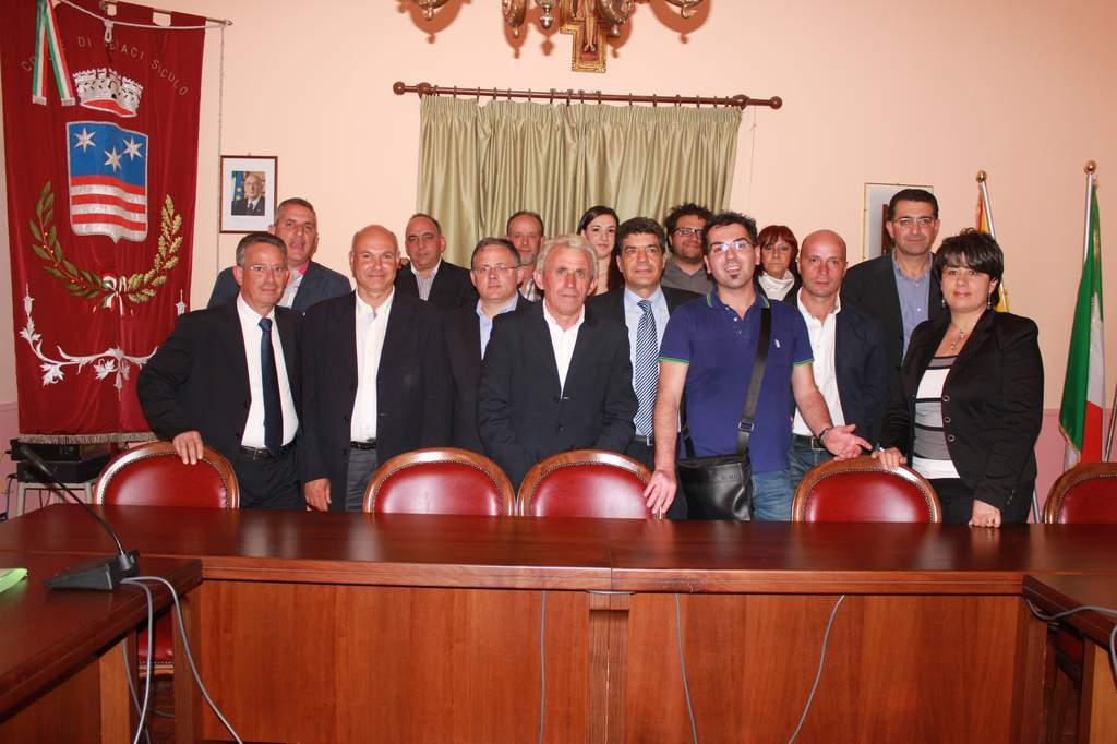 Geraci Siculo, insediato il nuovo Consiglio Comunale