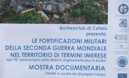 Archeoclub Cefalù presenta una mostra sulla II guerra mondiale