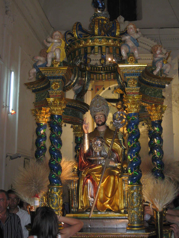 Festeggiamenti in onore di San Mauro Abate a San Mauro Castelverde