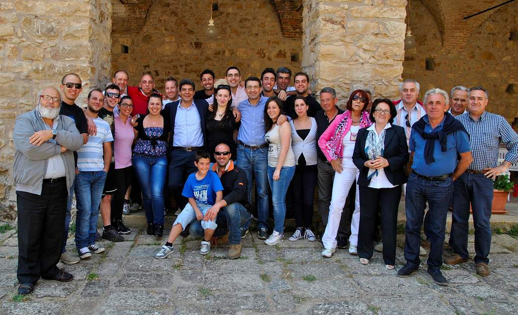 Geraci, festa di commiato per i volontari del servizio civile