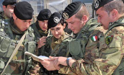 Concorso esercito: 1500 posti per VFP1