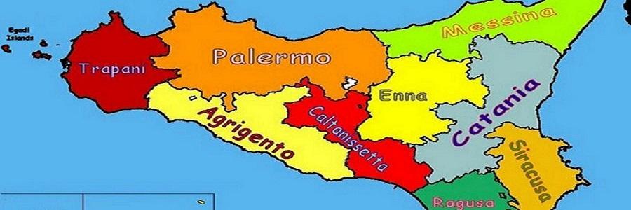 Ex Province siciliane nel caos