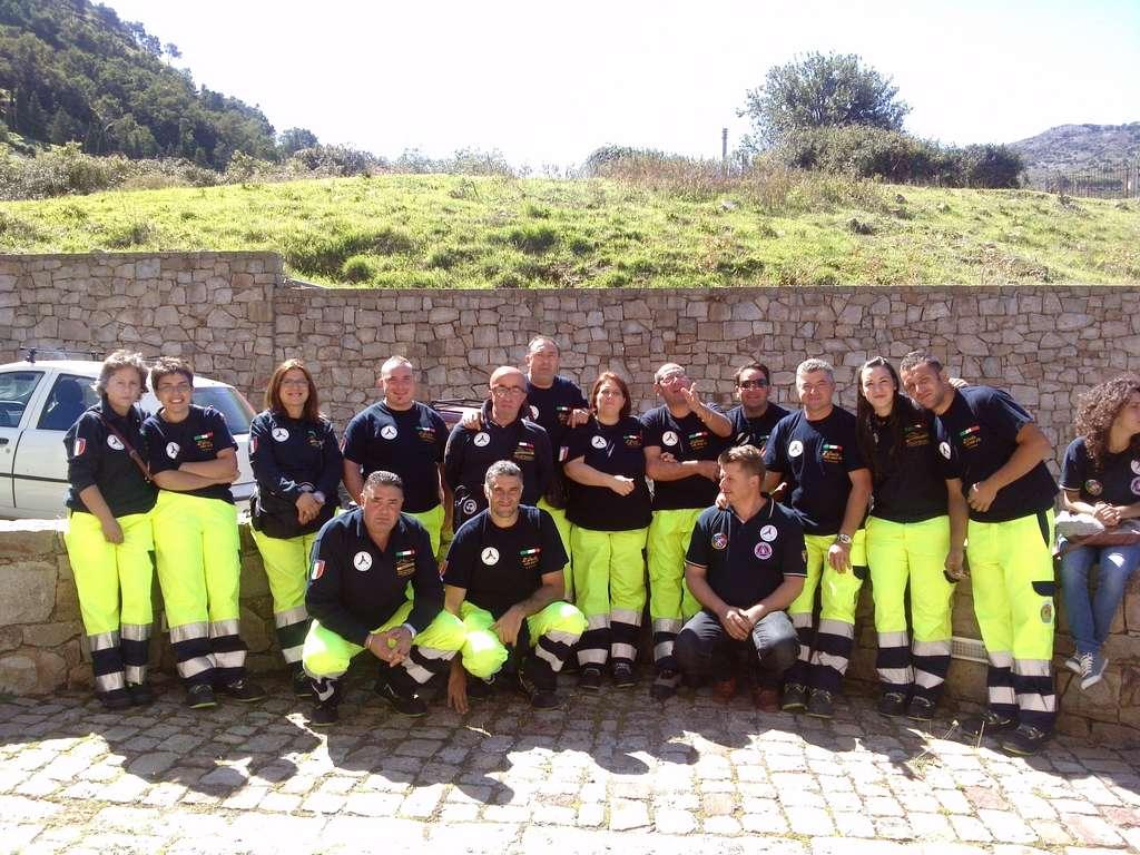 A Geraci un corso per i volontari della Protezione Civile