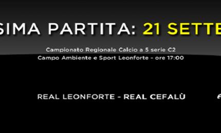 Comincia la nuova stagione: il Real Cefalù torna in campo