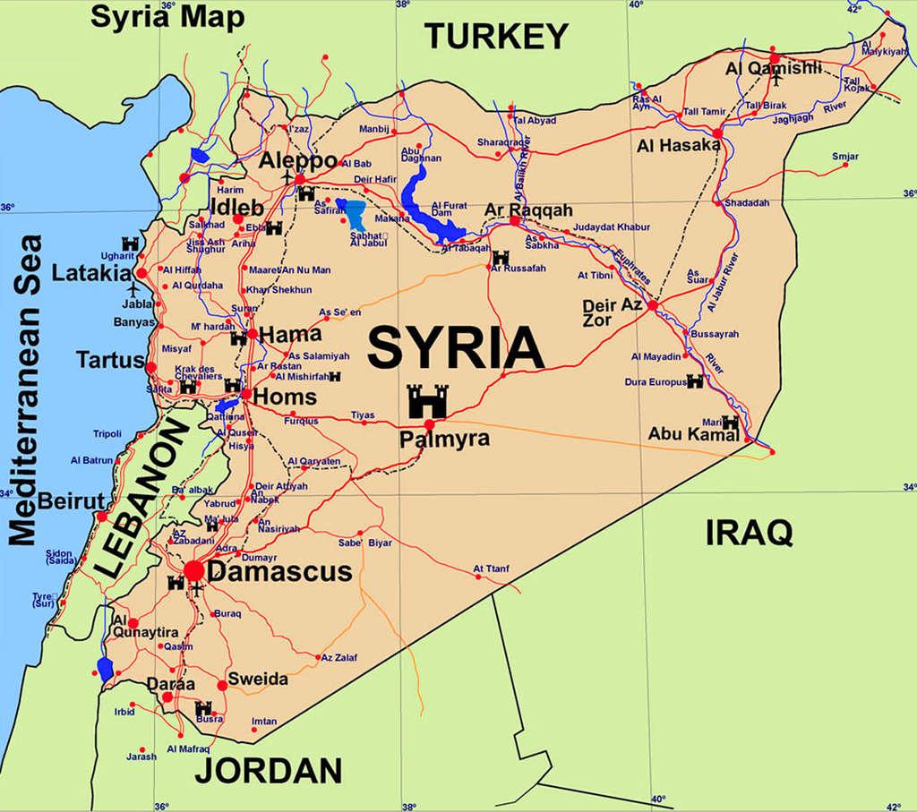 La verità sulla Siria: tutto quello che agli italiani non dicono