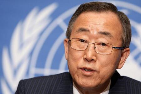 """Siria, Ban Ki-moon: """"Presto prove su uso gas, Assad sarà processato"""""""