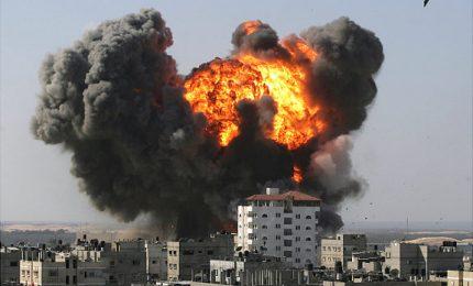 Il bombardamento di Damasco causa una vittima illustre: Barack Obama