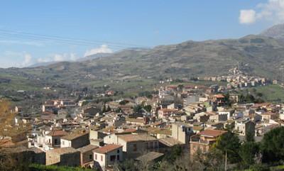Carenza d'acqua a Castellana Sicula