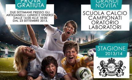 Riapre la scuola calcio del Real Cefalù