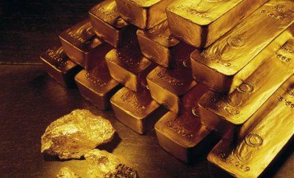 Corsa all'oro contro la crisi