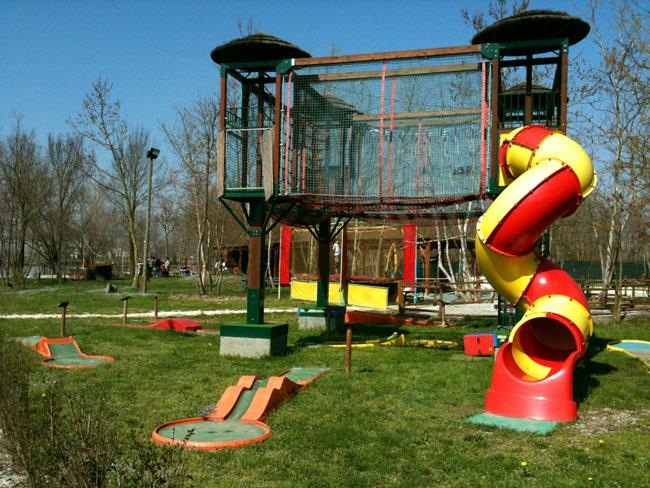 Nuovo parco giochi a Cefalù - Cefalù & Madonie Web Notizie