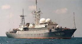 Navi da guerra russe verso il Mediterraneo dell'est