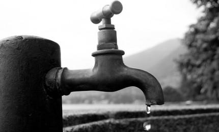 Interruzione dell'erogazione idrica