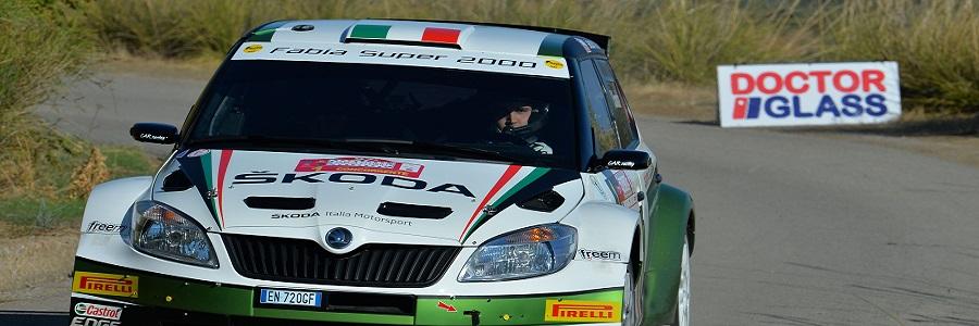 Targa Florio, termina il secondo giro di prove: bene Scandola, Andreucci e Riolo