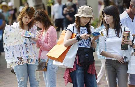 Turismo: spesa -7%. L'estate salvata solo dagli stranieri
