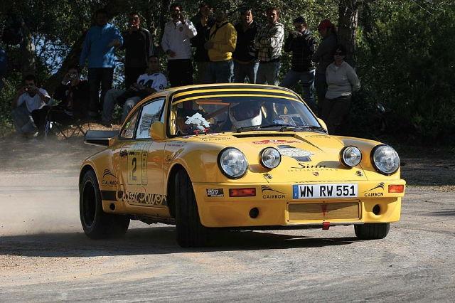 Zampaglione e Livecchi: ottimi risultati al Rally Costa Brava